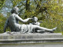 Nymphe à la perle – Domaine des Trois Fontaines – Vilvorde