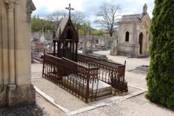 Tombe d'Elophe Capitain – Rimaucourt