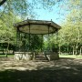 Kiosque - Parc du château - Lunéville - Image2