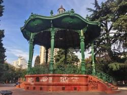 Kiosque à musique – Plaza General San Martín – La Plata