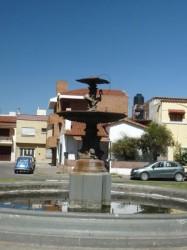 Vasque fontaine aux hérons – Parque San Martin – Salta