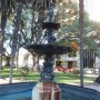 Vasque fontaine aux hérons - Plaza Belgrano - Salta - Image1