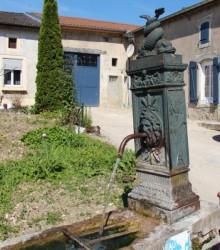 Fontaine 2 – Salmagne