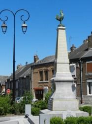 Monument aux morts 1914-18 et 1939-45 – Vireux-Wallerand