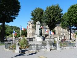Monument aux morts 1914-18 – Givet