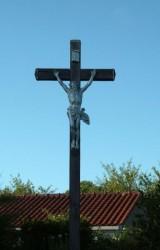 Christ en croix – Le Pré Louiseau – Le Pellerin