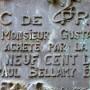 Plaque commémorative - Parc de Procé - Nantes - Image9