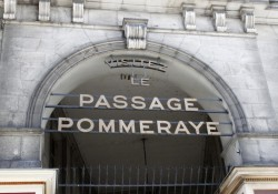 Ensemble d'oeuvres – Passage Pommeraye – Nantes