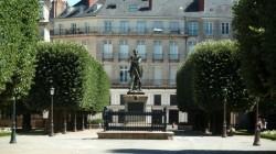 Candélabres – Cours Cambronne – Nantes