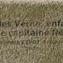 Jules Verne enfant et Capitaine Némo - Rue de l'Hermitage - Nantes - Image3