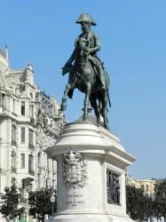 Monument à Dom Pedro IV – Porto