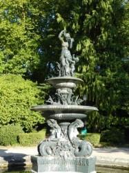 Fontaine (1) – Jardins do Palácio de Cristal – Porto