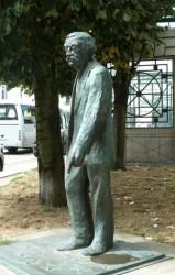 Monument à Aristide Briand – Place Aristide Briand – Nantes