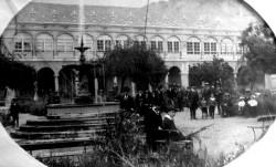 Fuente de la Rancheria – Oruro