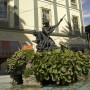 Fontaine de Neptune - Fuente de Neptuno - Plaza Anibal Pinto - Valparaíso - Image2