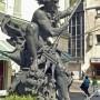 Fontaine de Neptune - Fuente de Neptuno - Plaza Anibal Pinto - Valparaíso - Image4