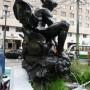 Fontaine de Neptune - Fuente de Neptuno - Plaza Anibal Pinto - Valparaíso - Image6