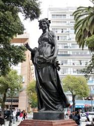 L'Automne – El Otoño – Plaza Victoria – Valparaíso
