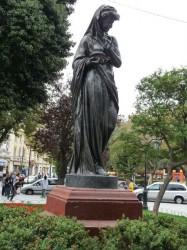 L'Hiver – El Invierno – Plaza Victoria – Valparaíso