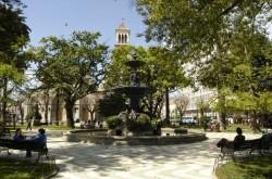 Fontaine – Fuente – Plaza Victoria – Valparaíso