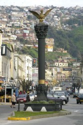 Obsequio de la Colonia Francesa para el Centenario de Chile – Valparaíso