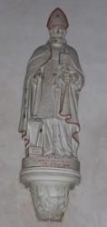 Statue de St-Eloi – Pocé-sur-Cisse