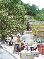 Fontaine de Diane à la Biche – Vivario
