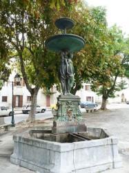 Fontaine des Trois Grâces – Vezzani