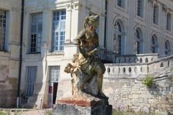 Statue Flore et l'Amour – Château – Valençay