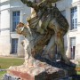Statue Flore et l'Amour - Château - Valençay - Image3