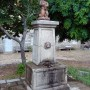 Fontaine de l'Enfant-Triton - Sainte-Marie-Sicche - Image1