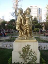 Niños de Versailles – Enfants de Versailles –  Plaza 10 de Febrero – Oruro
