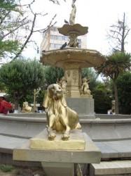Perro recostado – chien couché – Oruro