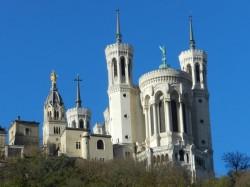 Saint-Michel – basilique Notre-Dame de Fourvière – Lyon