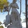 La Nymphe et la Chèvre Amalthée - Parque Isidora Cousiño - Lota - Image7