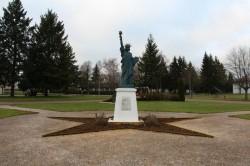 Statue de la Liberté – Semoutiers