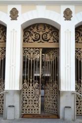 Portões do Teatro Alberto Maranhão (5) – Natal