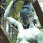 Statue Torchère - Ex Congreso nacional - Santiago de Chile - Image2