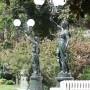 Torchères en symétrie (2) - Ex Congreso nacional - Santiago de Chile - Image13