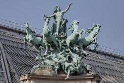 L'Harmonie triomphant de la Discorde  – Grand Palais – Paris (75008)