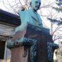 Buste de Grigori Gershuni - Cimetière de Montparnasse - Paris (75014) - Image1