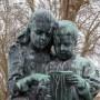 Tombe Virginie Mauvais - Cimetière de Préville - Nancy - Image2