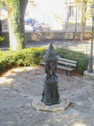 Fontaine Wallace du Jardin vert – Angoulême