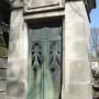 Portes de chapelles sépulcrales - Division 96 (2 - 2) - Cimetière du Père Lachaise - Paris (75020) - Image8