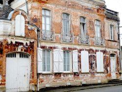 Balcons et lambrequins – L'Isle-en-Dodon