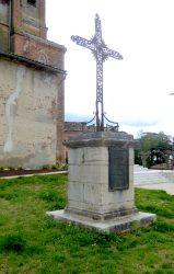 Croix de mission – Place de l'Église – Réalville