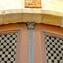 Panneaux de porte, battement, heurtoirs, marquise - Villeneuve sur Lot - Image9