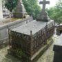 Entourages de tombes (1) - Division 56 - Cimetière du Père Lachaise - Paris (75020) - Image2
