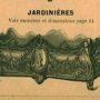 Ornements, croix et corbeilles - Division 51 - Cimetière du Père Lachaise - Paris (75020) - Image4