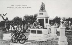 Monuments aux morts – Les Epesses